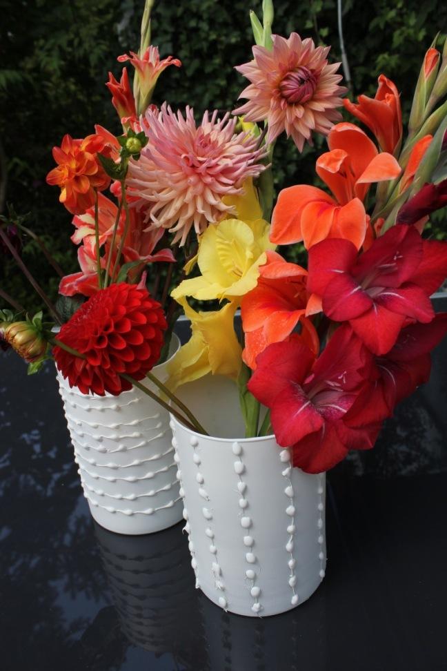 DIY- Blumenvase